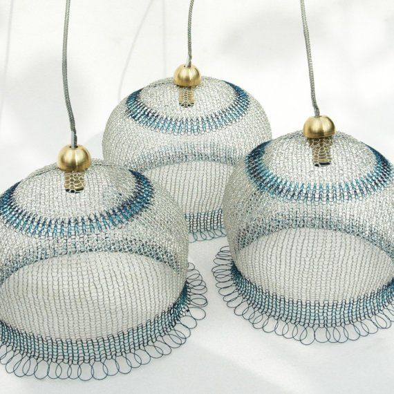Best 25 handmade lampshades ideas on pinterest lampshades love these lampshades thanks for sharing them design sponge made by yael falk greentooth Image collections