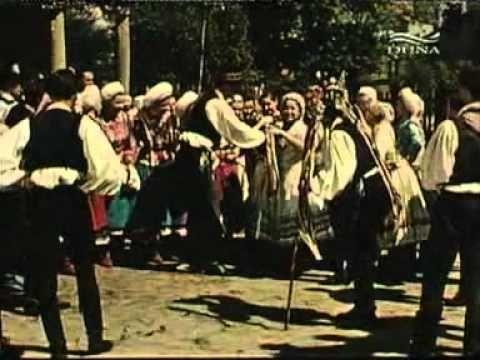 Ecseri lakodalmas (1952) - Állami Népi Együttes