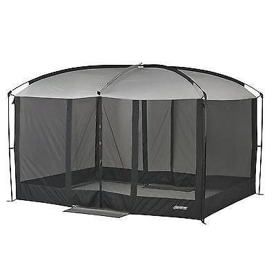 Screen House Tent Magnetic Doors Outdoor Camping Shelter Canopy Picnic Portable