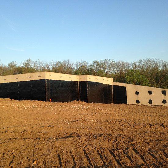 Best 25 basement construction ideas on pinterest grey for Basement foundation construction