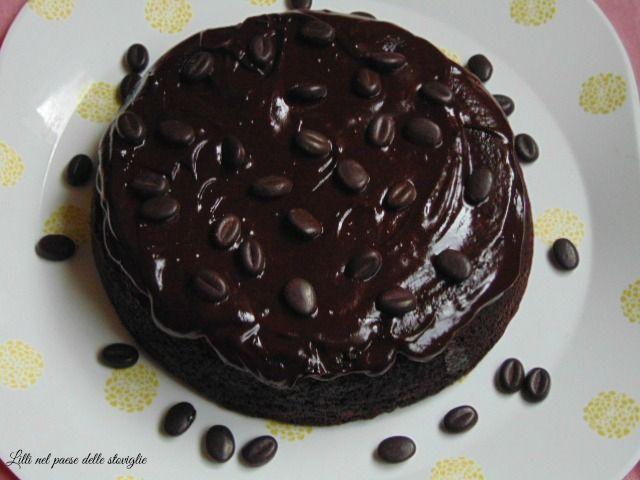 Torta ciocco caffè