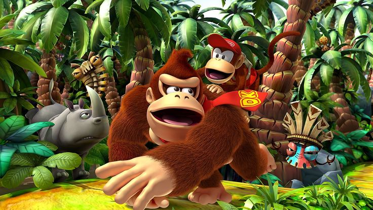 donkey kong country returns for mac 1920x1080
