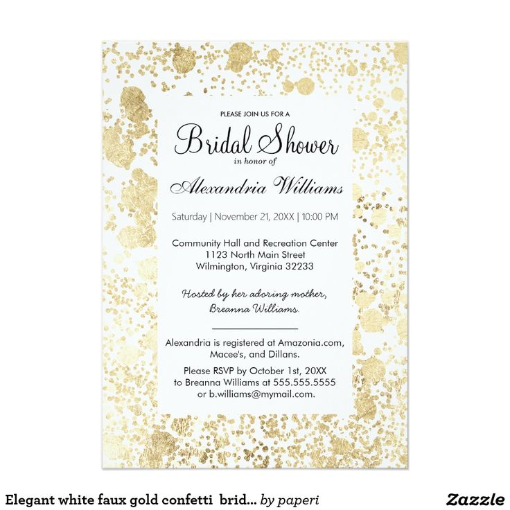358 best Faux Gold Wedding invitations images on Pinterest   Gold ...