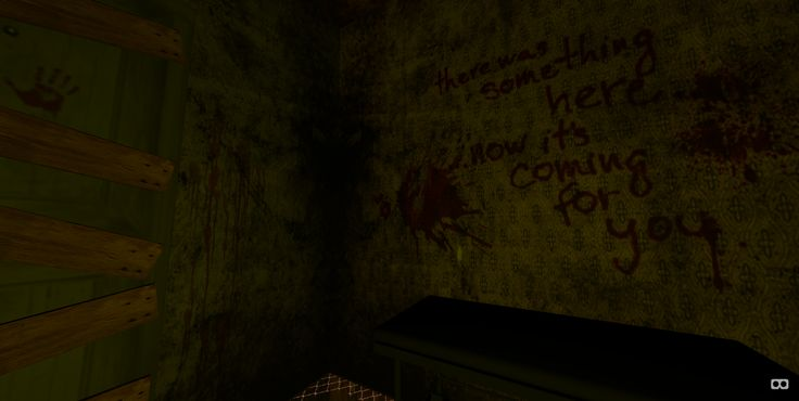 NO EXIT by vrroom.jmvisualcreativity.es  This is a great #webVR site that shows what is possible using #Aframe  Find more in infiverse.com #infiverseVR #VRexperiences  #VR #creepy #noexit #scary