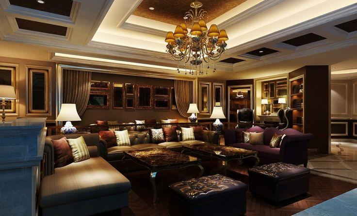 68 best Luxury Living Room images on Pinterest | Luxury living rooms ...