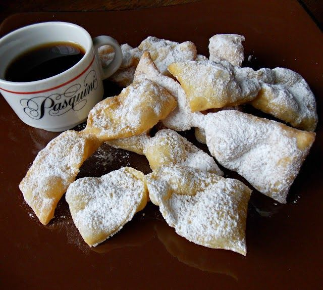 Learn how to make crunchy sweet Italian Bow Tie Cookies, also known as Angel Wings, with culinary mystery author Cleo Coyle.