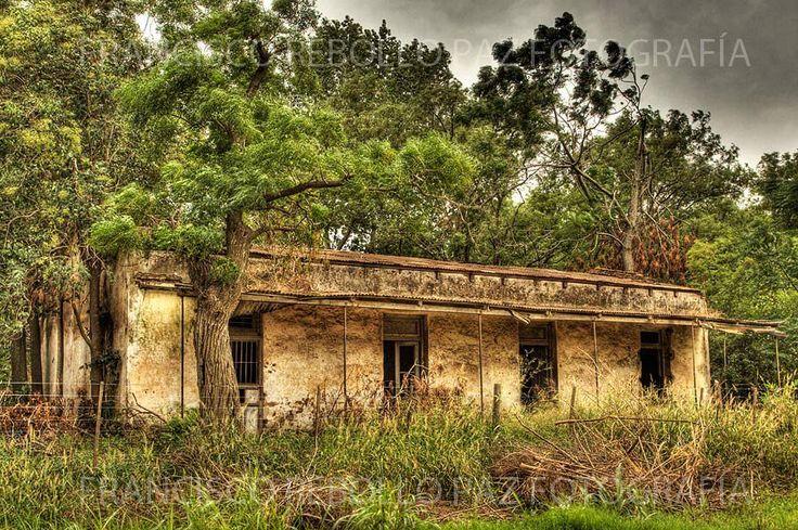 Casa abandonada de pueblo argentina pueblos pinterest - Casas en pueblos ...
