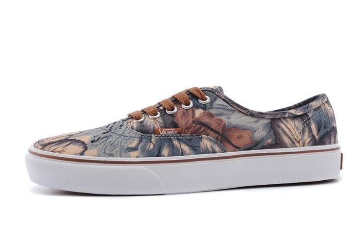 2014 Vans Authentic Lite Tropical Rainforest Low Unisex Shoe [VN-0OYABLK N03] - $68.97 : cheap vans shoes for men, buy vans skate shoes women online sale