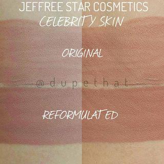 JEFFREE STAR CELEBRITY SKIN REVIEW! (UK) | sophdoesnails ...