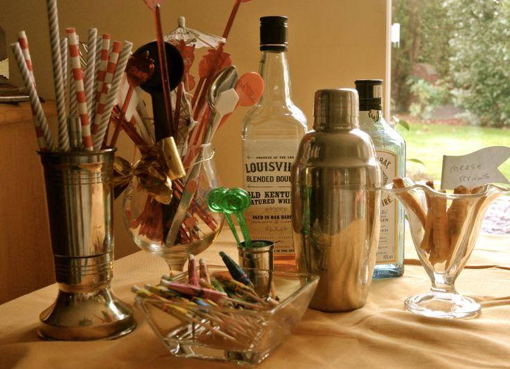 Cocktail paraphernalia