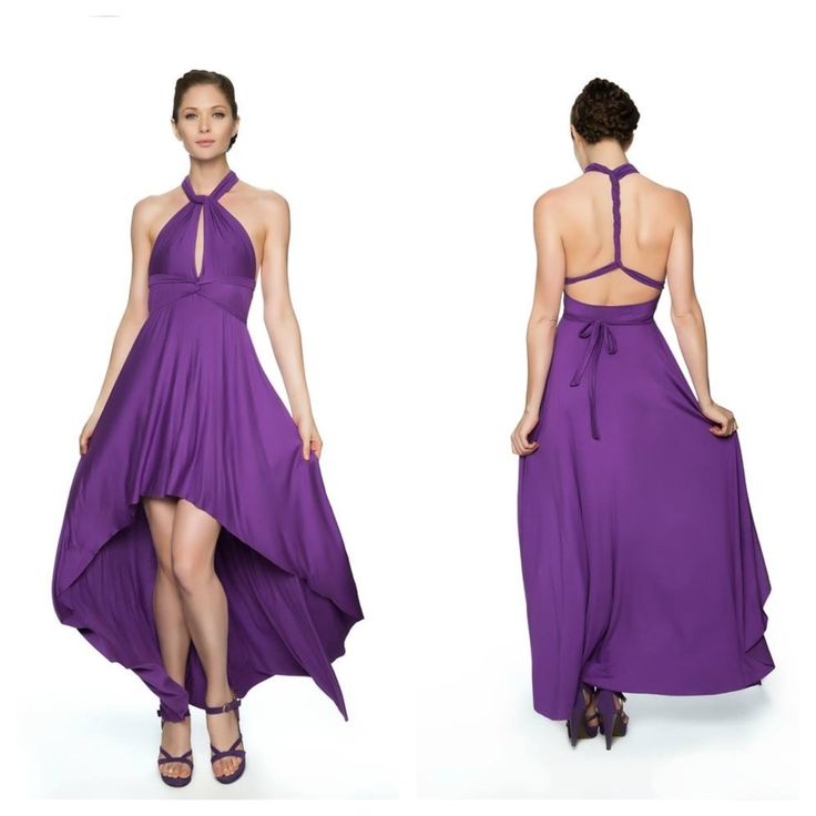 Transformable dress ximena valero fashion