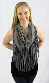 these tassle scarves are a must have
