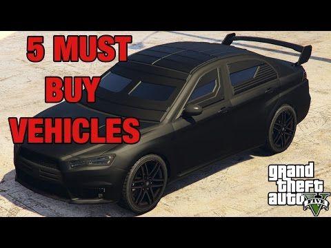Gta Online 5 Must Buy Items Gta5 Youtube Gta 5
