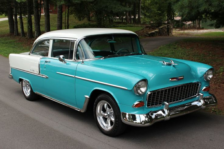 1955 Chevy Bel Air 2-Door Sedan. Maintenance/restoration of old/vintage vehicles: the material for new cogs/casters/gears/pads could be cast polyamide which I (Cast polyamide) can produce. My contact: tatjana.alic@windowslive.com