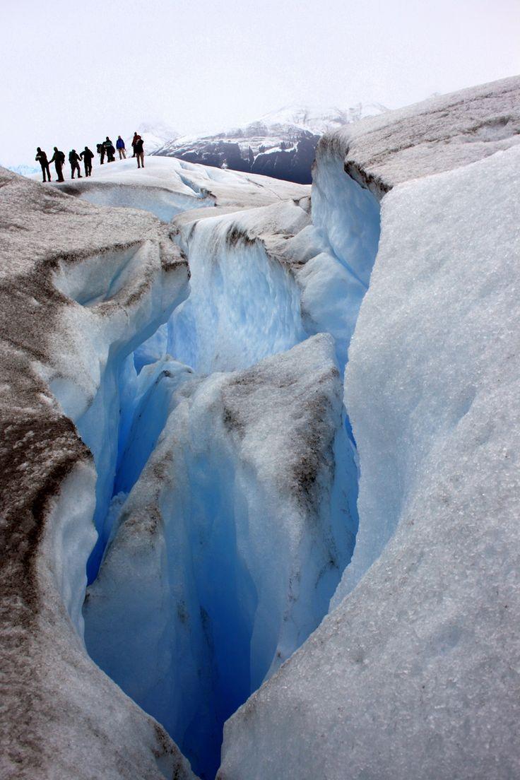 Perito Moreno glacier in El Calafate, Patagonia, Argentina