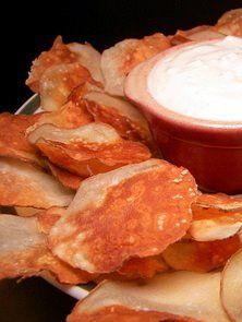 blue things blue cheese dips chip dips desert ideas potato chips ...