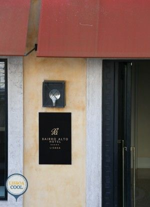 Bairro Alto Hotel – Lisboa