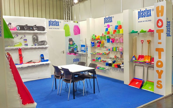 Spielwarenmesse® 2016!  Made in Finland.