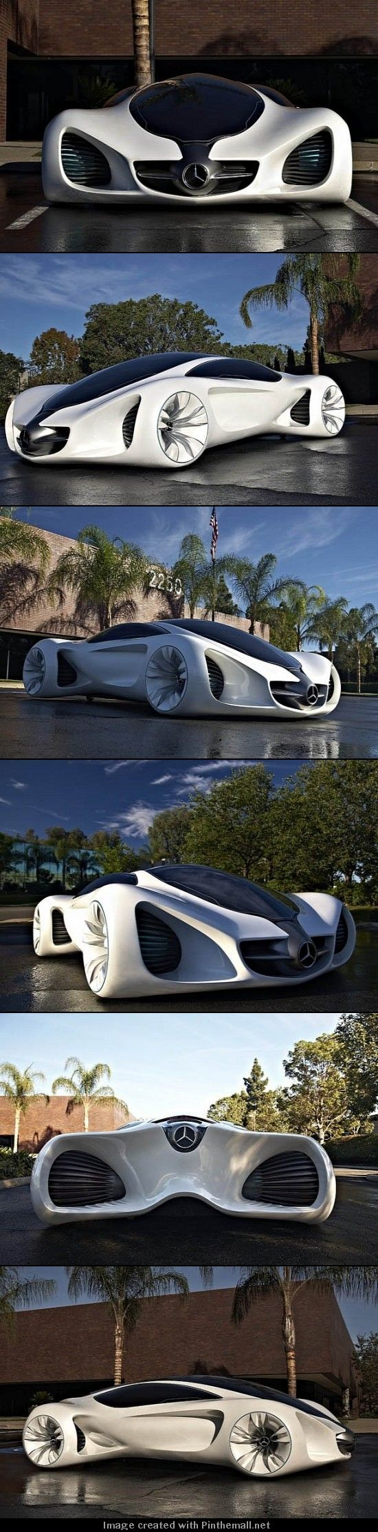 Lente en pasen motorcycle review and galleries - Mercedes Biome Concept
