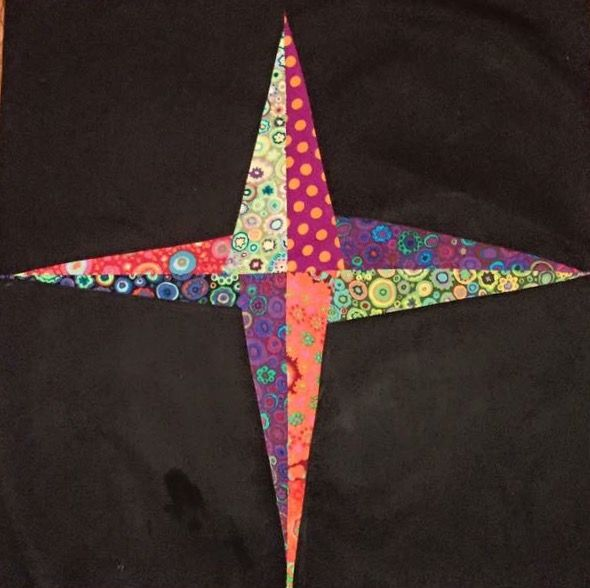 Layer Cake Quilt Material : Missouri Star Quilt Co. with Jenny Doan, Rising Star using ...