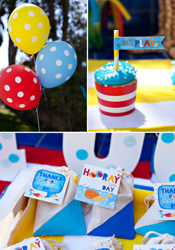 65 best Pool Party Ideas images – Creative Pool Party Invitations