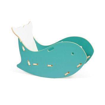 You'll love the Whale Kids Rocking Chair at AllModern - With Great Deals on modern Baby & Kids  products and Free Shipping on most stuff, even the big stuff.