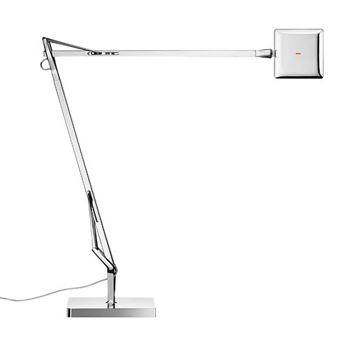 Kelvin LED serien er ideel til skrivebordet. Praktiske funktion i form af fleksibilitet, direkte lys og flot design. #skrivebordslampe #bordlampe #lampe #til #skrivebordet #design