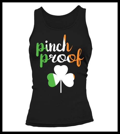 St Paddys Day Tank Top (*Partner Link)