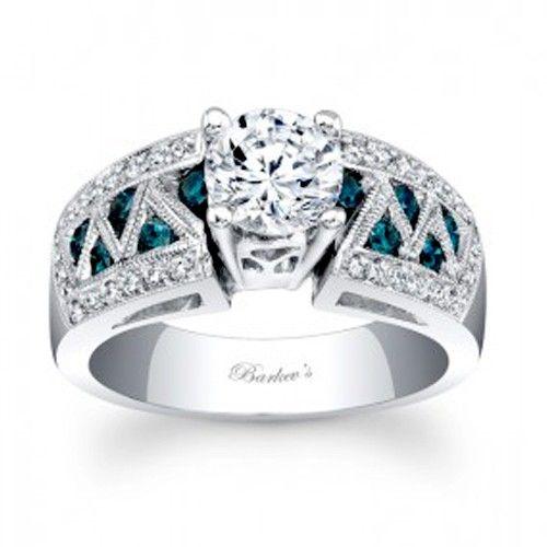 29 Best Blue Gemstones Images On Pinterest Diamond