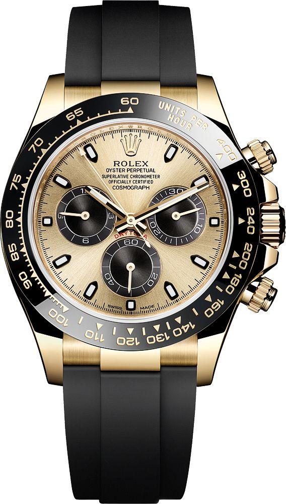 La Cote des Montres : La montre Rolex Oyster Perpetual Cosmograph Daytona 2017 - La montre née pour la course