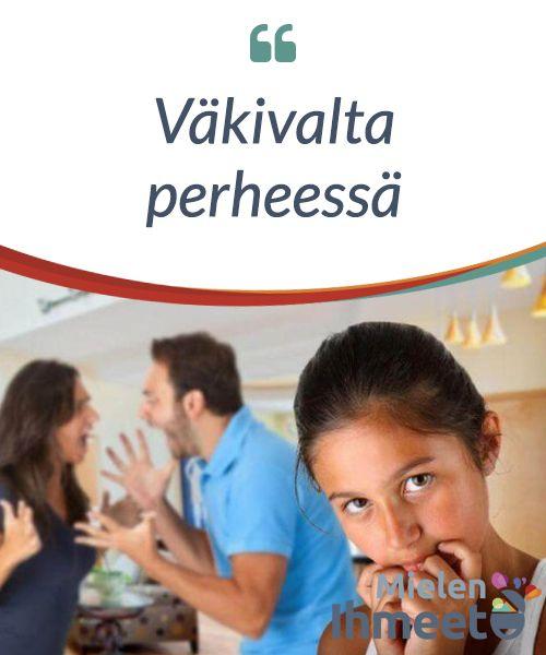 #Väkivalta perheessä  #Nykyään on yleistä kuulla väkivallan eri tyypeistä, jotka voivat tapahtua #perheen sisällä. On perheväkivaltaa, #sukupuoleen perustuvaa väkivaltaa ja jopa lasten #hyväksikäyttöä tai pahoinpitelyä.