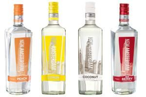 Best Brands of Cheap Vodka for the Frugal Drinker: New Amsterdam Vodka.....may be cheap but it's freaking delicious!