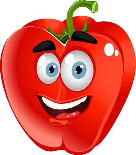 Encontrada no Google em pinterest.com   Emoticons   Food ...