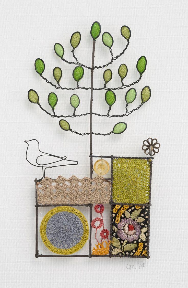 Liz Cooksey - Textile Artist - Current work