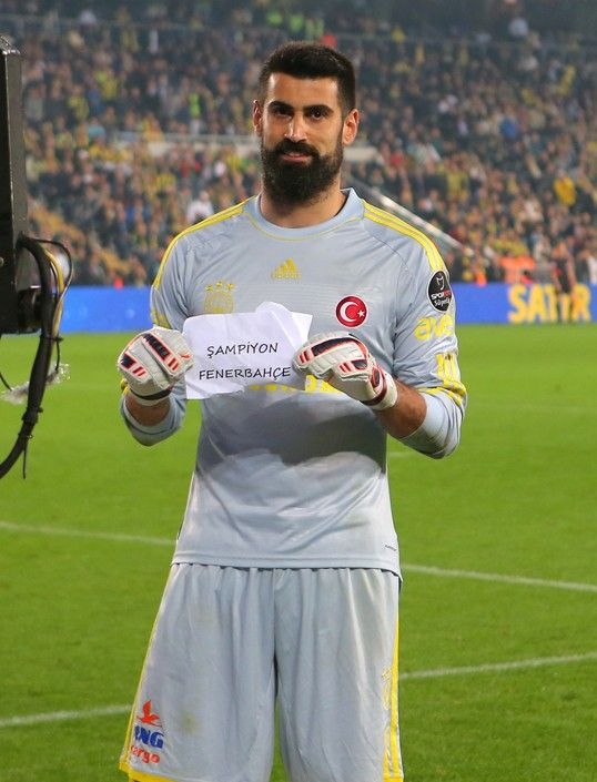 #Champions #Fenerbahce  Volkan Demirel ''ŞAMPİYON FENERBAHÇE''