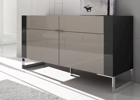 Porto Contemporary Sideboard | Modern Furniture | Modern Sideboards