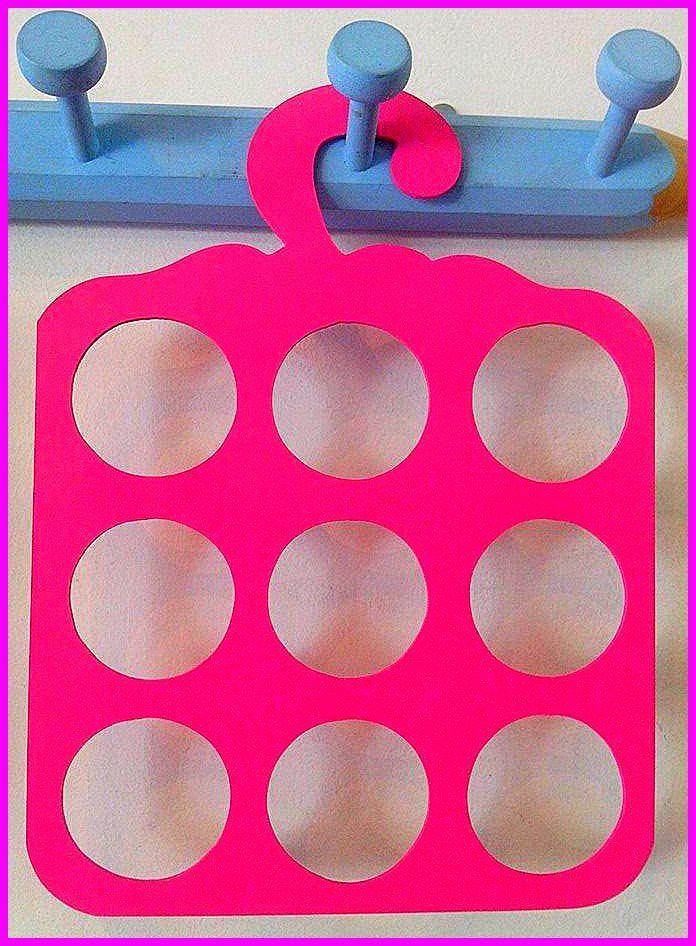 Porta Pashminas de 9 Divisiones. Muy práctico para organizar tus pashminas y pañuelos. $100.-