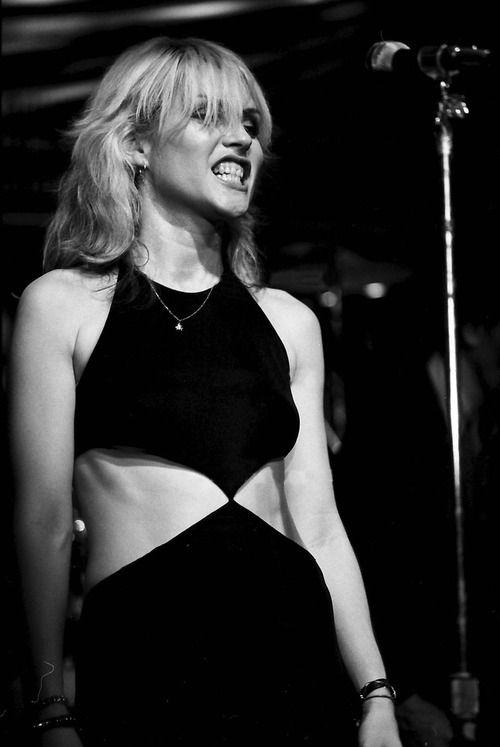98 best Blondie images on Pinterest | Blondie debbie harry ...