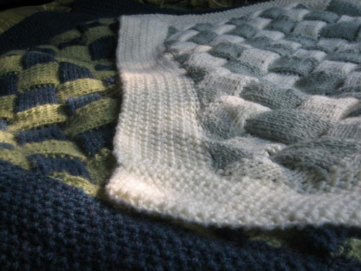 Twin baby blankets