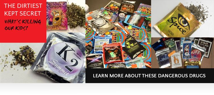 KILLING KIDS!  Learn about synthetic marajuana:  Spice, K2!