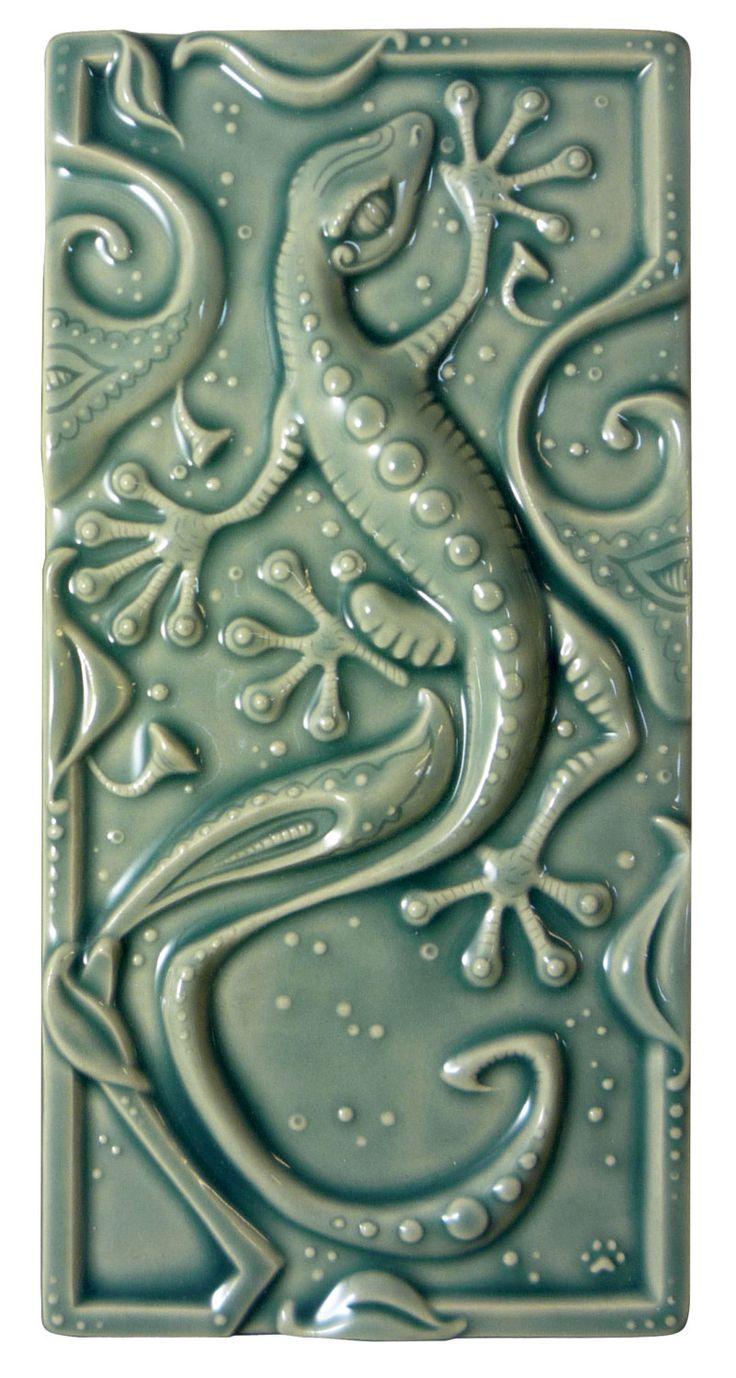 Lizard Grey Floor Tile