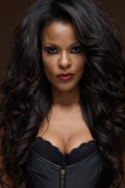 Keesha Sharp's Hair Game is always on point.