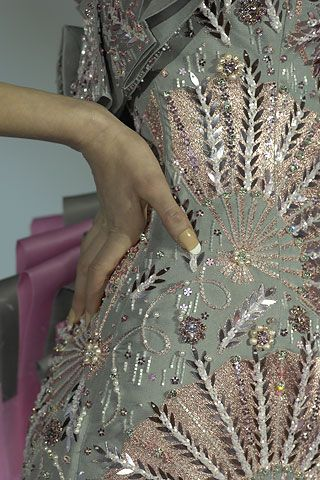 Christian Dior Spring 2007 Couture - Details - Gallery - Look 75 - Style.com