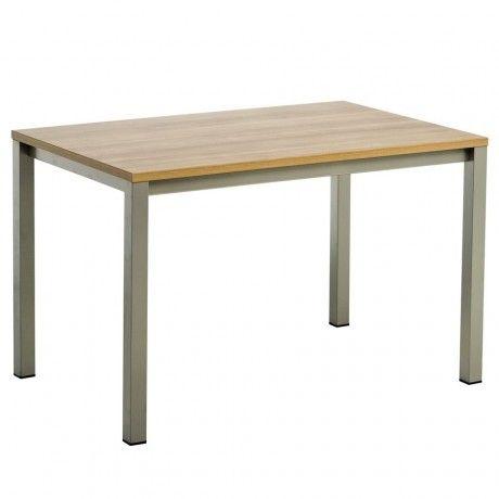 table de cuisine rectangulaire en stratifi vienna. Black Bedroom Furniture Sets. Home Design Ideas