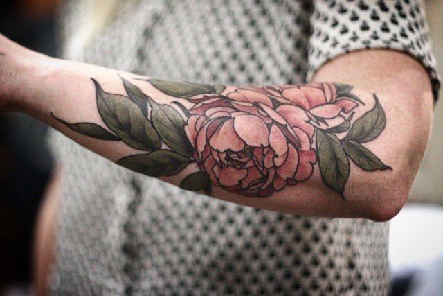 I'm not a big rose tat fan, but whhaaaaaaa