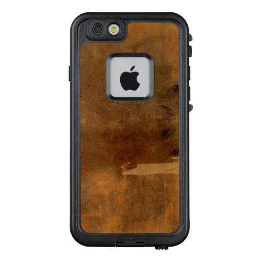Old Leather Fingerprints Included LifeProof® FRĒ® iPhone 6/6s Case