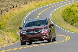 2019 Honda Odyssey Price Feature Updates Trim Levels