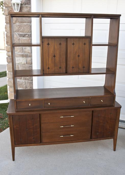 2042 best vintage furniture images on pinterest salvaged for Vintage danish modern bedroom furniture