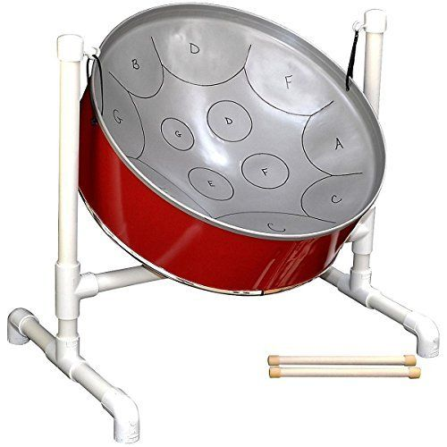Fancy Pans Mini Diatonic Steel Drum Key Of C Red, http://www.amazon.com/dp/B0002F7INU/ref=cm_sw_r_pi_awdm_0hYbxbVP273X0