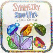 """sär FSK - 9 Ma Symmetry Shuffle - Pussel som övar den spatiala förmågan I """"Spel för barn"""" finns sex pedagogiska spel med tre olika svårighetsgrader  """"Spel för barn"""" är en ny app från det svenska företaget Wombi. I appen finns sex pedagogiska spel som tack vare tre olika svårighetsgrader passar för både små och stora barn.  I appens huvudmeny kan man på ett intuitivt sätt välja spel. Varje spel har en stor illustration med en start-knapp på och under den står det vad spelet heter.  Borgholm"""